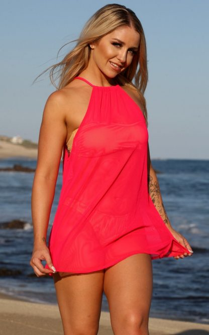 Poolside Cover Up